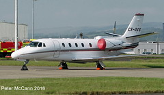 CS-DXG C560 Glasgow May 2016 (pmccann54) Tags: csdxg cessna560xls