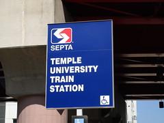 IMG_5047 (jacorbett70) Tags: philadelphia station train temple university septa templeuniversity regionalrail trentonline paolithorndaleline