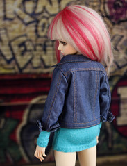 (by Hand Dreams) Tags: hand sewing made msd minifee