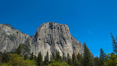 El Capitan (Garden State Hiker) Tags: california mountains nature landscape outdoors nationalpark day sunny clear yosemite yosemitenationalpark elcapitan monolith
