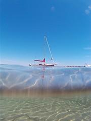 Cabo de Palos, Murcia. Spain, (Sonia.Solano) Tags: sea mar spain mediterranean underwater snorkel murcia cabodepalos mediterrneo buceo underwaterphotography sj4000 qumoxsj4000