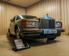 "Classic car museum ""Torre Loizaga"" (Dea Decay Art & Urbex) Tags: classic ford car museum vintage mercedes rr rollsroyce retro mg collection american bentley pininfarina lamborgini loizaga"