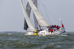 Facility Open 2016 (Valentijn van Duijvendijk) Tags: zeilen koninklijke muiden cfp yachtrace bedrijven sorisso appm bedrijfszeilen facilityopen hanse53