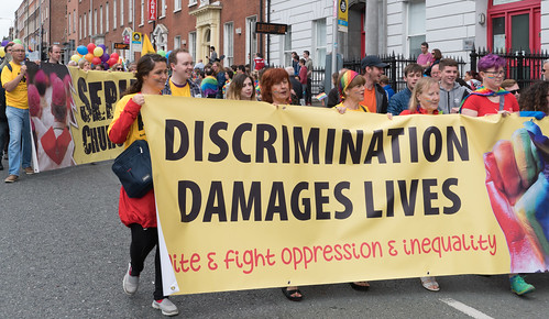 PRIDE PARADE AND FESTIVAL [DUBLIN 2016]-118074
