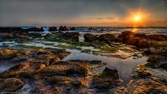 Atardecer en Arenillas Negras (Andres Puiggros) Tags: sunset atardecer ocaso negras arica filtros arenillas