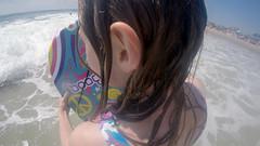 G0192356 (Tom Simpson) Tags: ocean beach maddie newjersey nj madeline jerseyshore boogieboard avonbythesea