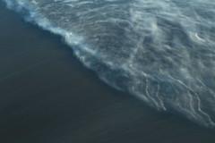 Neskowin (Tony Pulokas) Tags: neskowin oregon beach ocean pacificocean surf sand blur motionblur sunset camerashake intentionalcameramovement summer