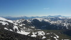 20160626_165335 (valugi) Tags: mountain snow norway midnightsun troms tromsdalstinden