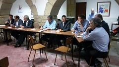Reunião Comissão Coordenadora Autárquica Nacional com CPD Castelo Branco