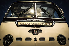 Llandudno (Mark Dickens) Tags: bus vintage coach llandudno greatorme leylandtigercub