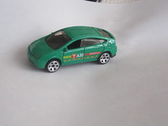 Matchbox Prius Taxi (clownwhite) Tags: taxi prius toyota matchbox diecast