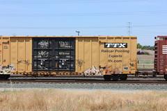05312016 090 (CONSTRUCTIVE DESTRUCTION) Tags: train graffiti streak tag boxcar msk graff piece omen omens moniker