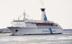 Prince of Scandinavia (hjnship) Tags: ferry ship dfds scandinavianseaways princeofscandinavia