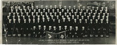Co 492 U.S. Naval Training Center-Great Lakes IL, 08 May 1945 (Mon Legionnaire) Tags: old john f wagner yrs 1820