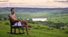 Tal filho... (Paulo Nunes Jr.) Tags: fazenda pedro sojoo cachimbo cadeiradebalano cidadesnordestinas