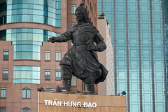 Statue of Tran Hung Dao, the National Hero of Vietnam, District 1, Ho Chi Minh City, Vietnam (takasphoto.com) Tags: asean asia cochinchina earth gatufotografi hochiminh hochiminhcity hochiminhstadt hôchiminhville indochina photographiederue photography preynokor saigon saigonhochiminhcity saïgon southeastasia southvietnam strasenfotografie streetphotography sàigòn thànhphốhồchíminh thànhphốsàigòn thànhphốtrựcthuộctrungương transportation travel travelphotography trip viagem viaje vietnam vietnamas viêtnam việtnam world уличнаяфотография хошимин הוצימיןסיטי וייטנאם צילוםרחוב تصويرالشارع فيتنام مدينةهوتشيمنه هوشی‌مین ویتنام एशिया होचीमिन्हशहर ভিয়েতনাম นครโฮจิมินห์ ประเทศเวียดนาม ཝི་ཏི་ནམ། ទីក្រុងព្រៃនគរ アジア インドシナ サイゴン ストリートスナップ ベトナム ホーチミン市 东南亚 亜細亜 城舗胡志明 旅行 東南アジア 胡志明市 越南 베트남 호찌민시 1 hồchíminh