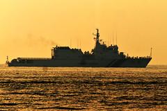 30-ICGS-Vishwasth_IMG_2001Edit (Bala Vignesh Medha) Tags: 30 coast offshore indian guard class patrol vessels vizag opv vishakapatinam icgs internationalfleetreview2016 vishwasth