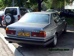 BMW ALPINA 735i E32 (junktimers) Tags: alpina bmw e32 735i