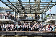 Brücke 3 (michaelbeyer_hh) Tags: hamburg hafengeburtstag auslaufparade