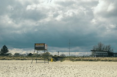 Some clouds and some sand... (b_represent) Tags: beach clouds strand landscape balticsea landschaft ostsee weidefelderstrand