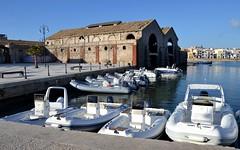 Favignana (Isole Egadi) - piazza Marina (ikimuled) Tags: favignana egadi