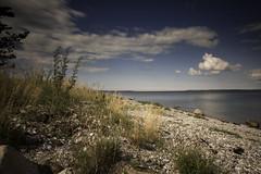 Summer at sea (LAK.Photography) Tags: summer sommer sea meer beach strand clouds wolken danmark denmark dnemark odsherred landschaft landscape nd graufilter nikon d810