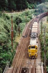 Glenside - North portal of Tawa number two Tunnel (andrewsurgenor) Tags: railroad newzealand train diesel transport engine rail railway nz locomotive railfan narrowgauge nzr