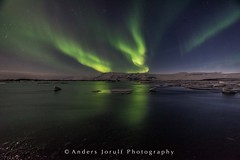 The Northern Light (andersjorulfphotography) Tags: light nature night zeiss march photo iceland nikon filter lee aurora northern landsape sirui