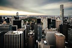 a chunk of a big apple (jan.wallin) Tags: city travel sunset usa newyork skyline architecture us centralpark vsco nikond750 afsnikkor16354gvr