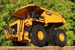 1:50 scale MT4400D ac by Tonkin (cheliman) Tags: 150 caterpillar loader scalemodel diecast tonkin mininghaul truckmt4400ac994hcatcaterpillerwheel