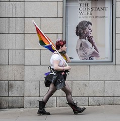 The Constant Wife??? (DepictingPhotos) Tags: street humour pride
