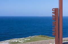 Malin Head (ghostwheel_in_shadow) Tags: ireland sea sign island coast europe eire coastal donegal connaught malinhead republicofireland mediaandcommunications inishtrahullisland banbascrown