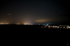 Lights! (andresmbernal) Tags: sky night landscape colombia long exposure desert co huila tatacoa