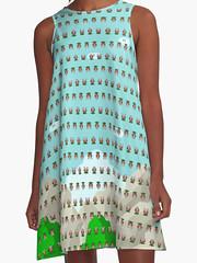 kebuenowilly: Piranha Plant pattern dress from Super Mario World (Memes, T-Shirts) Tags: world nintendo 8 super mario retro gaming pixel pixelart nes 16 8bit maker mariobros bros yoshi bit piranha snes supermario 16bit mariomaker