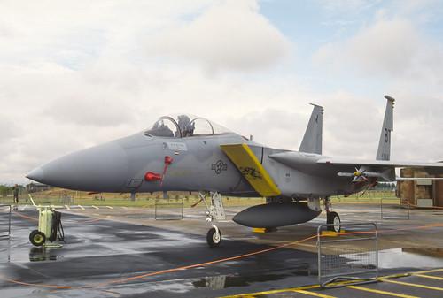 F-15C - 84014BT - 53rd FS 36 FW Bitburg AB, Germany