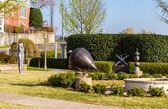 River Gallery Sculpture Garden (Eridony) Tags: chattanooga downtown tennessee sculpturegarden hamiltoncounty bluffview