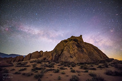 Galactic Dawn (josefrancisco.salgado) Tags: california usa stars dawn us nikon desert unitedstatesofamerica astrophotography astrofotografa astronomy desierto zodiac nikkor constellation scorpius alabamahills escorpio astronoma antares inyocounty themilkyway lavalctea 1424mmf28g d810a
