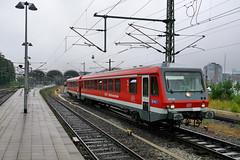 P2320778 (Lumixfan68) Tags: 628 eisenbahn db bahn schnberg hein vt deutsche regio triebwagen baureihe dieseltriebwagen verbrennungstriebwagen westfrankenbahn