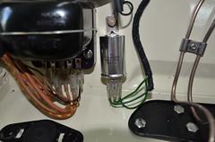 Flasher and Regulator (pbraun) Tags: minimokerestoration moke minimokewiring reassembly englishminimoke austinminimoke earlymoke britishmoke 65moke