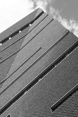 image (Kathi Huidobro) Tags: contemporary facade blackwhite bw patterns brutalistarchitecture brutalist angles abstract brickpatterns bricks brickwork architecture londonarchitecture switchhouse tatemodern art artgallery modern