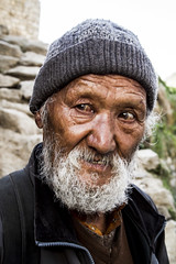Old man (Adept Photography) Tags: nepal stupa monastery nepalese yaks everest himalayas 2016 tengboche stupas