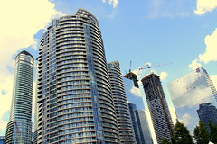 2016 Toronto Waterfront Festival (wyliepoon) Tags: toronto festival office downtown waterfront skyscrapers harbour towers harbourfront condos
