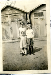 1929 Wareham siblings (ectopaper) Tags: ny james evelyn siblings queens isabelle 1929 wareham