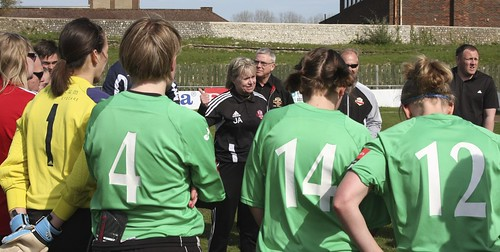 Lewes Ladies v West Ham 5 5 2013 6569