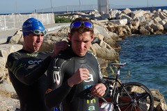 La ciotat triathlon St Jean swimming session mai 2013 (4) (akunamatata) Tags: triathlon lct 2013