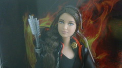 Katniss! (Alberto.Gar) Tags: 2 two beauty dawn swan twilight doll vampire barbie games edward part hunger belle beast bella saga breaking cullen the katniss