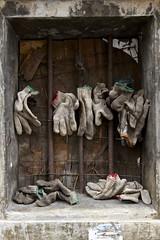 Gloves (cadams623) Tags: window glove shenzhen hubeivillage