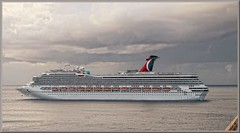 Carnival Valor (Looking for something to post!!) Tags: cruise carnival barbados caribbean valor pspx4 paintshopprox4
