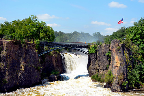 The Great Falls on September 2, 2011