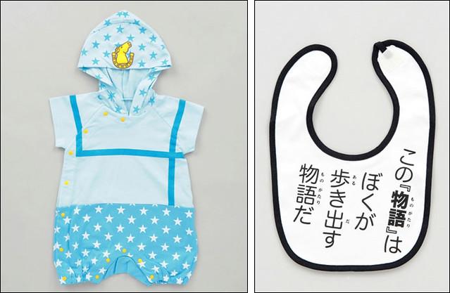 「JOJO 冒險野郎」嬰兒裝大好評推出第二彈!